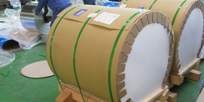 aluminum coil Package